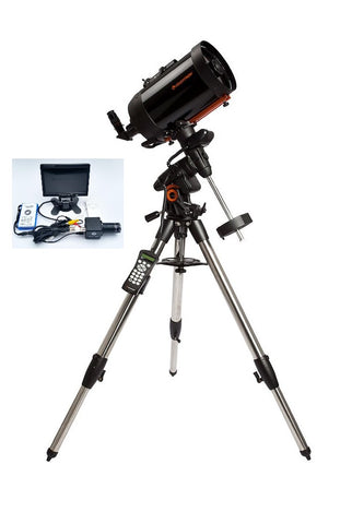 "Advanced VX 8"" Schmidt-Cassegrain Telescope with Revolution Imager R2 - 12026"