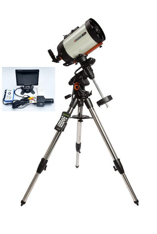 "Advanced VX 8"" EdgeHD Telescope with Revolution Imager R2 - 12031"