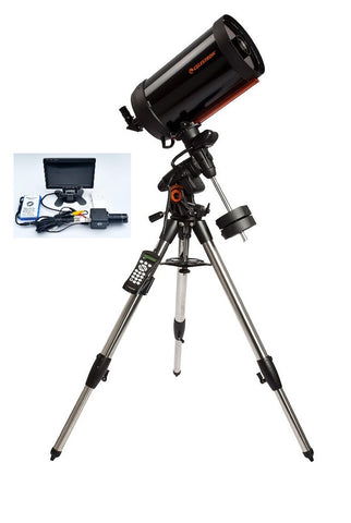 "Advanced VX 9.25"" Schmidt-Cassegrain Telescope with Revolution Imager R2- 12046"