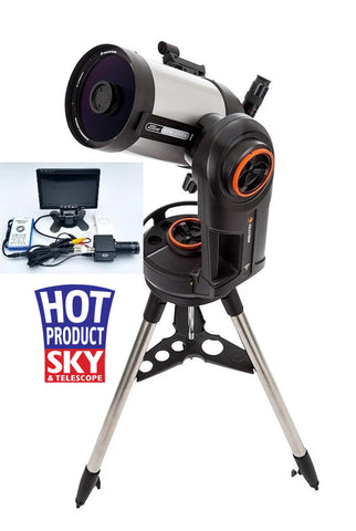 NexStar Evolution 6 and FREE Revolution Imager R2 - 12090 See what you've been missing!