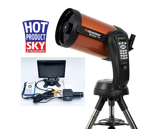 NexStar 8SE and Revolution Imager R2 - 11069 See what you've been missing!