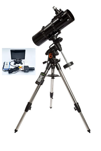 "Advanced VX 6"" Newtonian Telescope with Revolution Imager R2 - 32054"