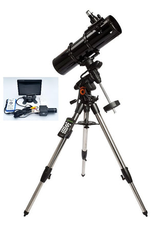 "Advanced VX 8"" Newtonian Telescope with Revolution Imager R2 - 32062"