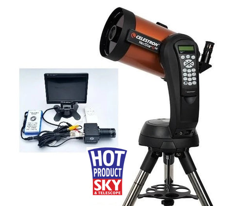 NexStar 6SE and Revolution Imager R2 -11068 See what you've been missing!