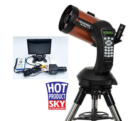 NexStar 5SE and Revolution Imager R2-11036 See what you've been missing!