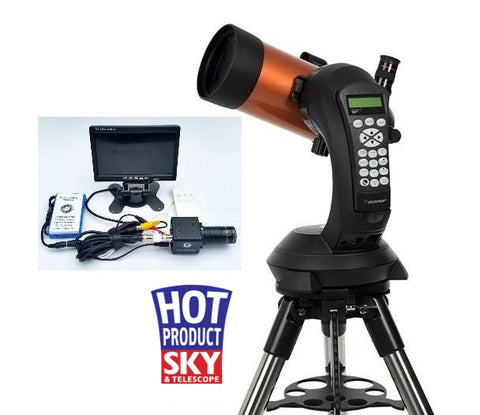 NexStar 4SE with Revolution Imager R2 -11049 See what you've been missing!