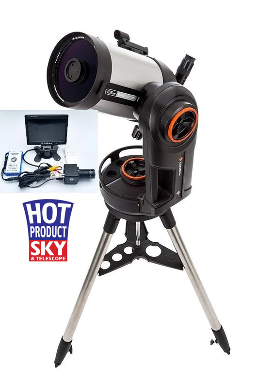 NexStar Evolution 8 and Revolution Imager R2 - 12091 See what you've been missing!