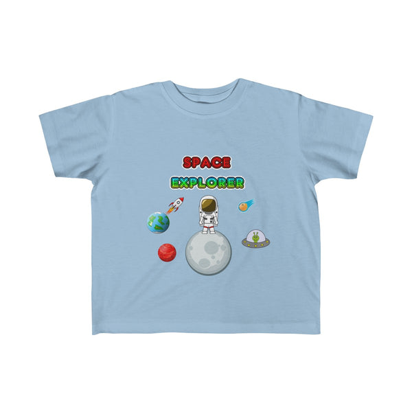 Kid's Space Explorer Tee