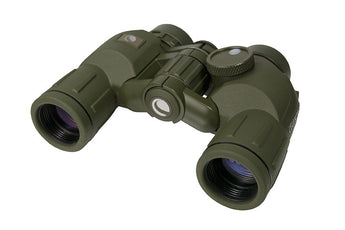 Cavalry 7x30 Binocular with Compass & Reticle - 71420