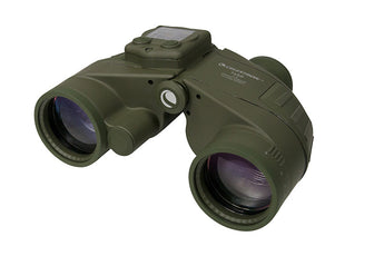 Cavalry 7x50 Binocular with GPS, Digital Compass & Reticle - 71422