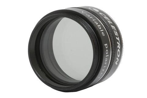 "Variable Polarizing Filter,1.25""- 94107"