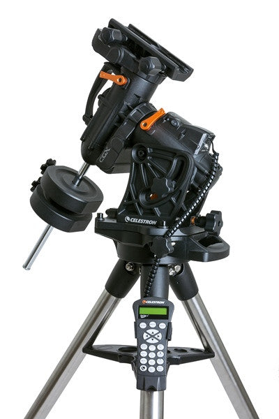 CGX EQUATORIAL MOUNT AND TRIPOD