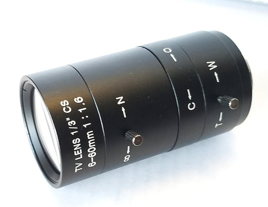 Revolution: Zoom - 6-60mm Zoom Lens - RI-ZL60