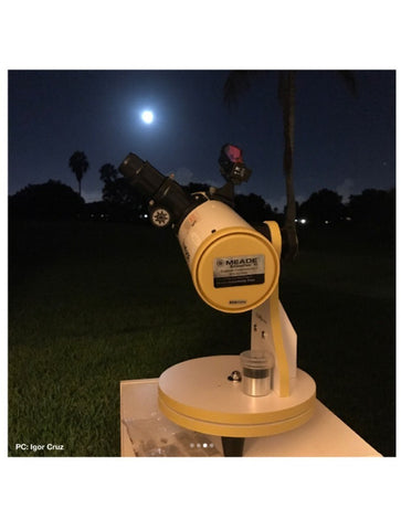 Meade Eclipseview 82mm Telescope