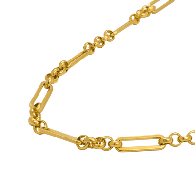 Janita Necklace Gold