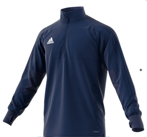 Boys 1/4 Zip training top
