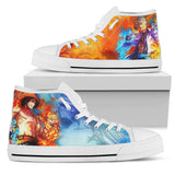 One Piece High Top Shoes Collection 1