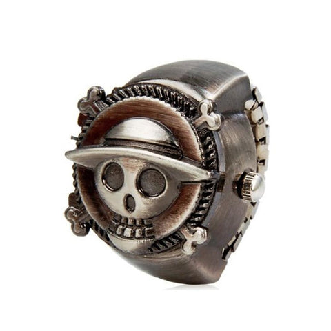 One Piece Finger Ring Watch