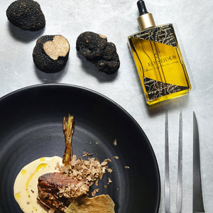 ELU SEIDE is renown for its Truffle Olive Oil. With fresh truffle, it is the most used truffle oil by chefs worldwide.