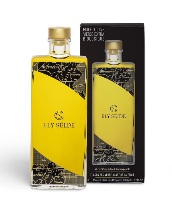 GRAND CRU ELY SÉIDE | FLOWER OF OLIVE OIL