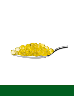OLIVE OIL PEARLS CAVIAR | BERGAMOTE
