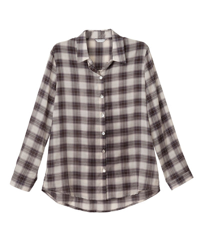 Olivia Button Down Shirt - 100% Cotton