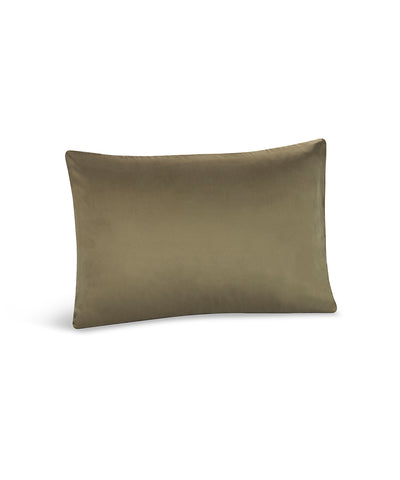 SILK & GLOW KHAKI PILLOWCASE