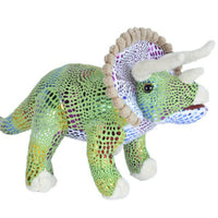 18 Plush Triceratops Dinosaur by Wild Republic