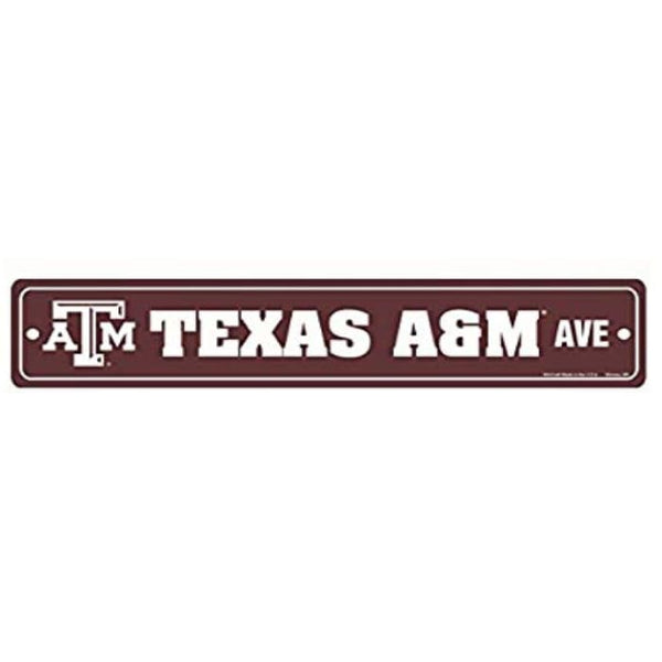 A&M Full Color Street Sign - AM