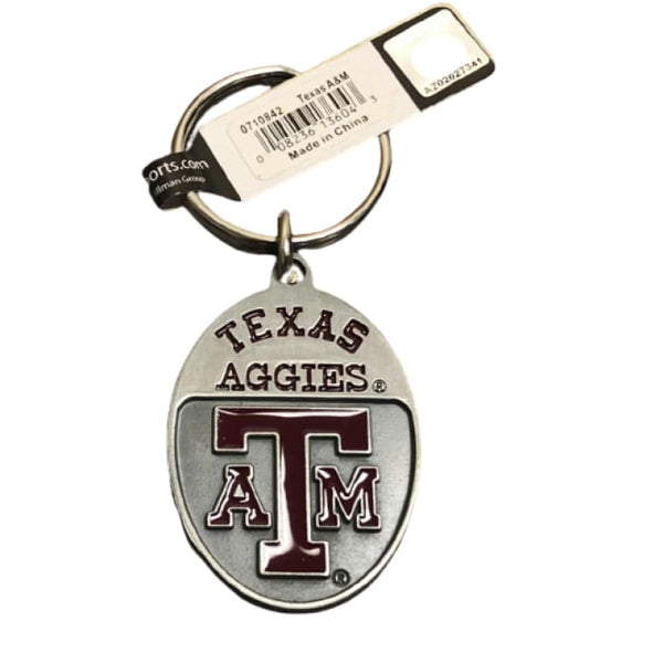 A&M Pewter Keychains - AM