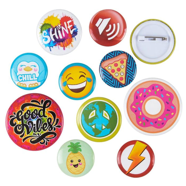 Button Pin Set