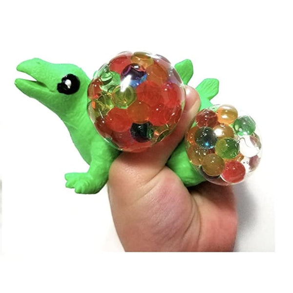 Dinosaurs Mesh Squishy filled with Water Beads