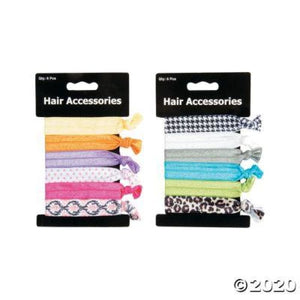 Fun Hair Tie Assortment