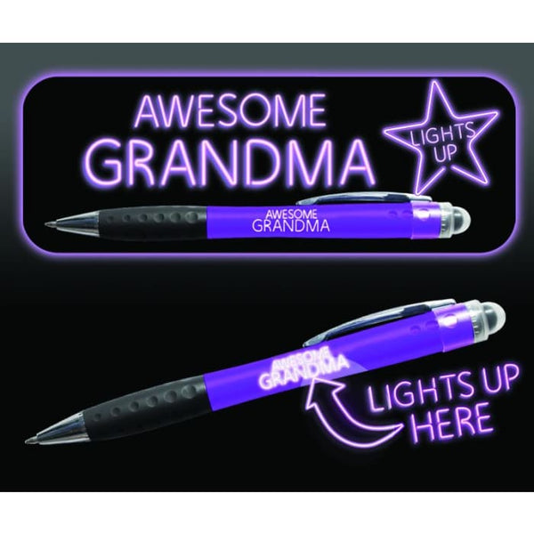 Grandma Light Up Pen