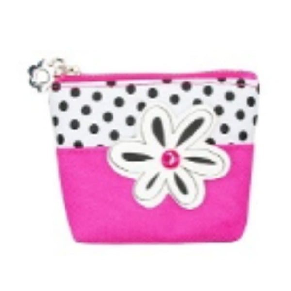 Imagination Coin Purse (Hot Pink) by Pink Poppy®