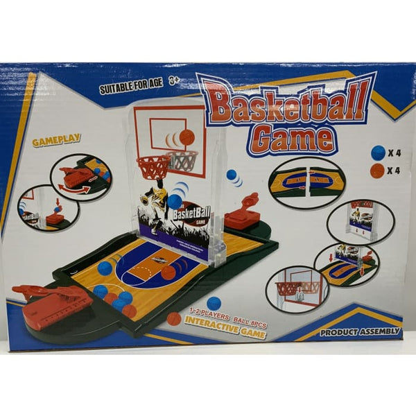 Interactive Basketball Game - Code 16