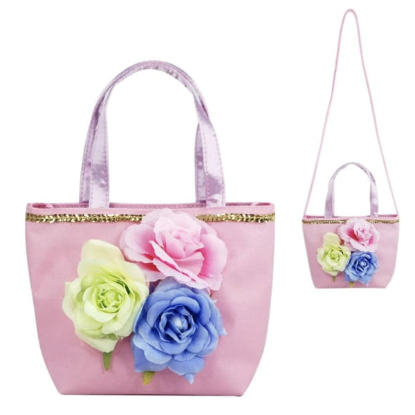 Into the Woods Flower Handbag by Pink Poppy®