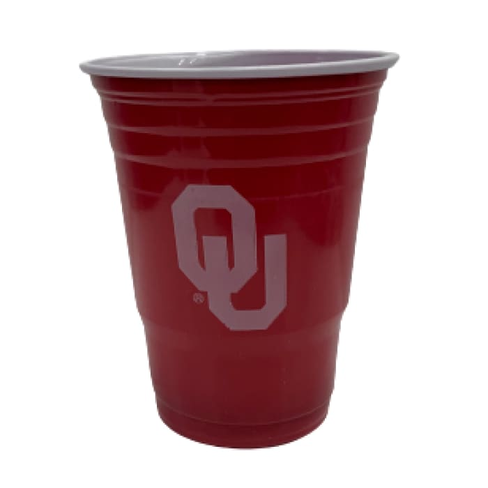 Licensed Sports Plastic Cups OU