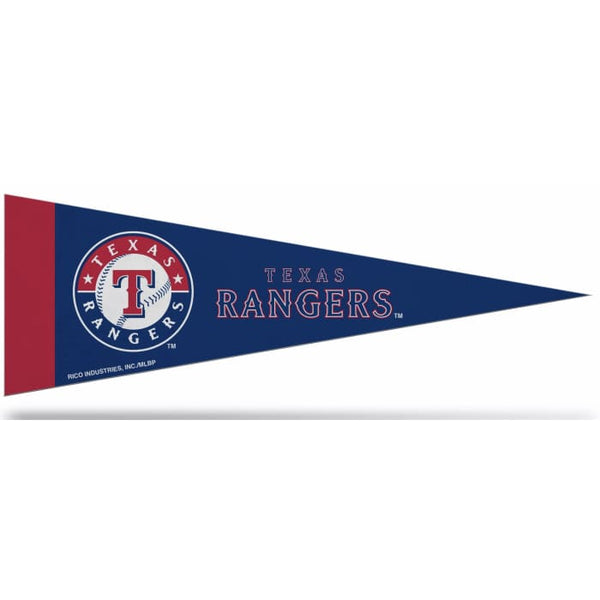 RANGERS MIDDLE MAN PENNANT