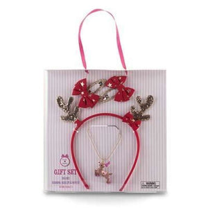 Reindeer Accessory Gift Set by Pink Poppy®
