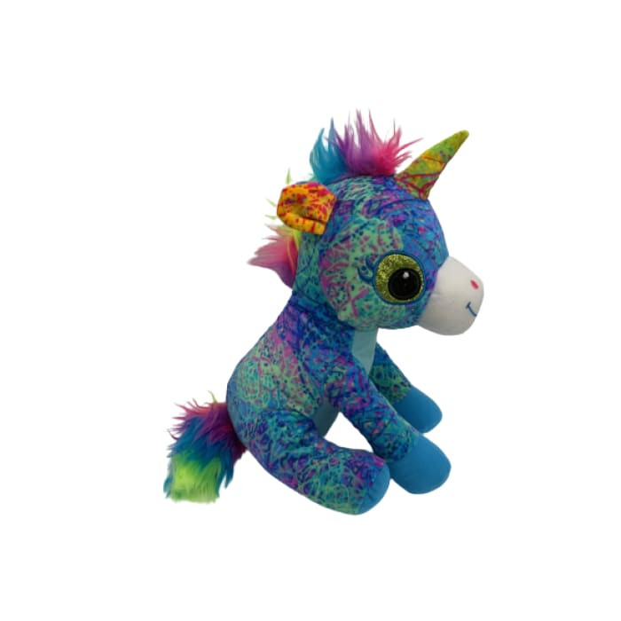 Rosie the Unicorn Blue
