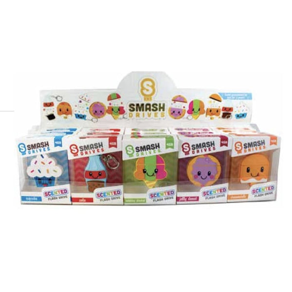 Scented Smash Drive 8GB - toy