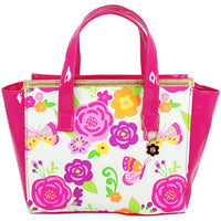 Secret Garden Handbag (Hot Pink) by Pink Poppy®