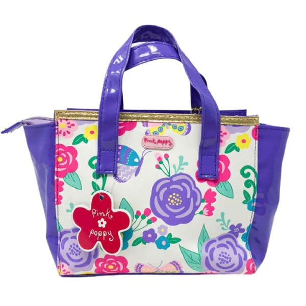 Secret Garden Handbag (Lilac) by Pink Poppy®