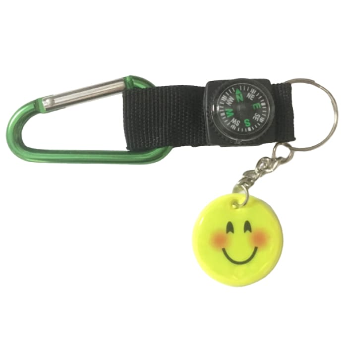 Smiley Face Compass