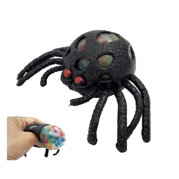 Spider(Tarantula) Mesh Squishy filled with Water Beads