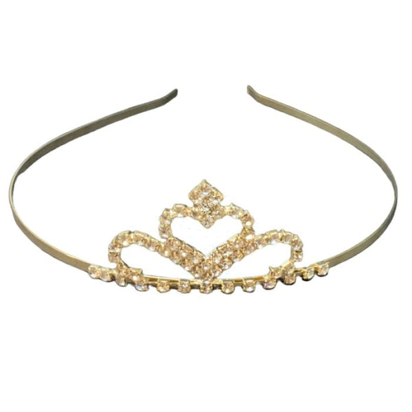 Tiara Crown Gold-Color