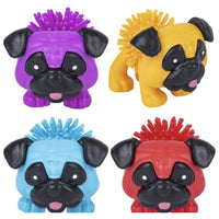 Toy Spiky Pug Dog