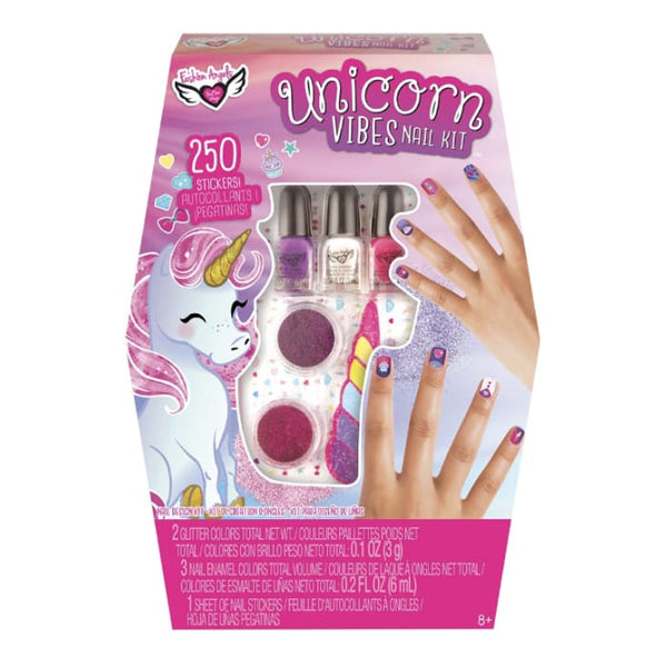 Unicorn Vibes™ Nail Design Kit by Fashion Angels®