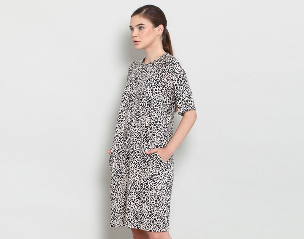 Printed Dress - KERENVEMICHAL by Michal Nir